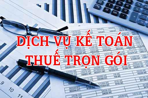 Báo cáo thuế hàng tháng, quý, năm cho cơ quan thuế