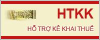 Phần mềm hỗ trợ kê khai thuế HTKK 3.1.7