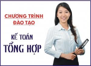 Lớp đào tạo kế toán tổng hợp tại Long Biên