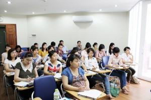 Địa chỉ học kế toán thực hành tại Thanh Xuân