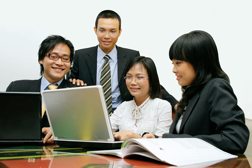 Mô tả các công việc của nhân viên kế toán tổng hợp trong DN