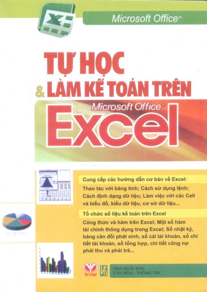Giáo trình Excel dành cho dân kế toán