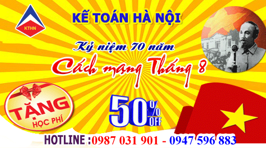 Uu dai hoc phi ke toan thang 8-2015