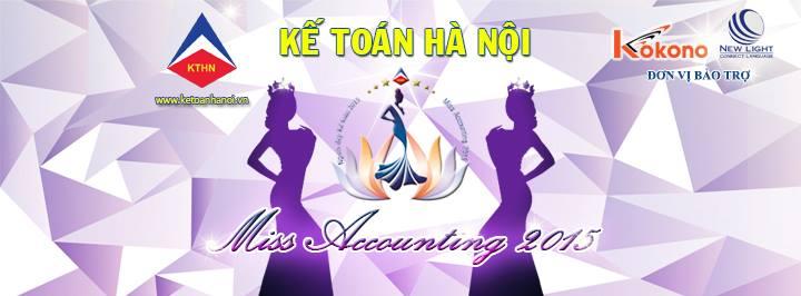 Cuộc thi Miss kế toán 2015