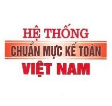 he thong chuan muc ke toan viet nam