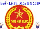 thu-le-phi-mon-bai-2019